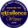 Winners of Digital Champions 2018 - Isle of Mans Awards for Excellence