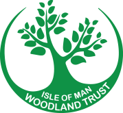 Isle Of Man Woodland Logo
